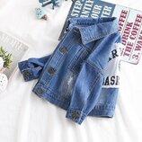 Модная джинсовка
