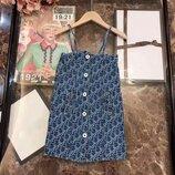 Сарафан для девочек Dior 100-150