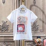 Детская футболка Gucci 100-150