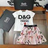 Костюм для девочек Dolce & Gabbana 120-160