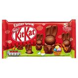 Шоколадные пасхальные кролики Kit Kat