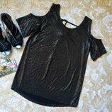 Шикарная блуза-туника. на бирке- 16 р-р 50