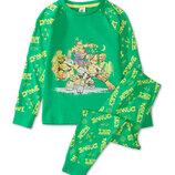 Фирменная пижама нинзя черепашки C&A Германия
