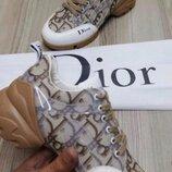 Женские кроссовки Dior бренд