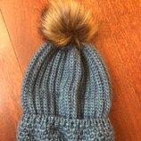 Новая шерстяная шапка