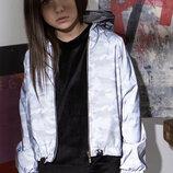 Куртка ветровка для девочки Размер 134,140,146,152,158,164