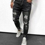 Мужские джинсы 0332-AO
