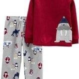 пижама пижамка 3Т Carters флис