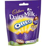 Пасхальные мини-яйца Cadbury Dairy Milk Oreo Minis Bag Egg