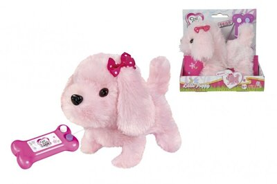 Chi Chi Love Интерактивный Маленький щенок девочка собачка 5893237 baby puppy