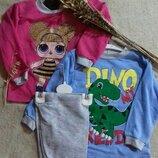 Пижамы детские. Одежда для сна. Мальчик, девочка