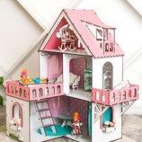 Кукольный домик для лол. Дом мини коттедж LOL. Nestwood.