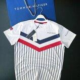 Мужская футболка Tommy Hilfiger 6227-AM