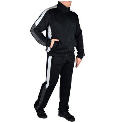 Мужской спортивный костюм на высоких мужчин разные цвета р l. xl. 2xl. 3xl