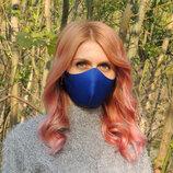 Многоразовая маска Питта. Защитная маска из неопрена.