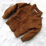 Стильная куртка бомбер Zara