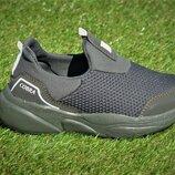 Кроссовки детские сетка Nike Найк хаки р31-35