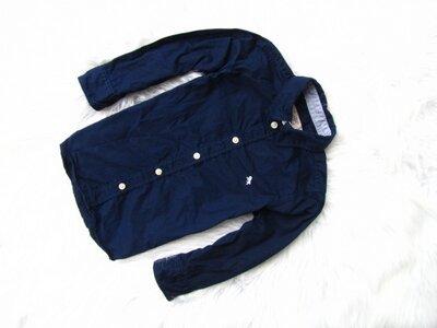 Качественная и стильная джинсовая рубашка Gj Jeans