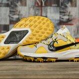 Кроссовки мужские 16722 Nike Air Zoom, желтые