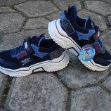 кроссовки fashion sport t3 32-37р текстиль
