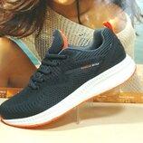 Мужские кроссовки BaaS Running-3 т.серый 41р-45р