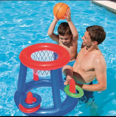Баскетбольный набор для игр на воде -230грн.