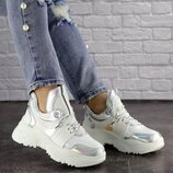 Женские белые кроссовки Cosmos Выбор