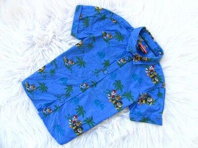 Стильная и качественная Рубашка с коротким рукавом George PAW Patrols