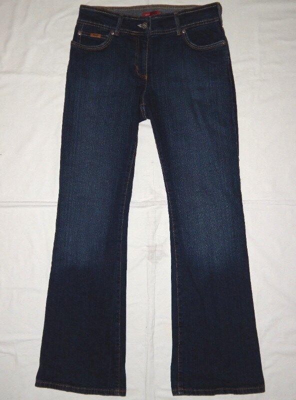 Плотные женские джинсовые брюки Next. Размер 10. EUR 38 .