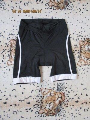Велошорты с памперсом/шорты спортивные
