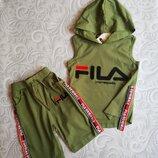 Детский летний костюм Fila