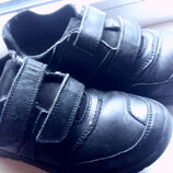 Кожаные туфли Clarks по стекльке 20,5см.