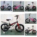 Детский двухколесный велосипед Crosser MAGNESIUM BIKE PREMIUM магнезиум сплав на14,16,18 д