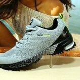 Мужские кроссовки BaaS Marathon-2 с.серый 41р-46р