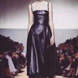 Кожаное платье Dior