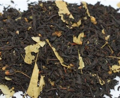 Чай черный Липовый, цена 50грн/100грамм