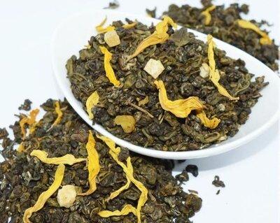 Чай зеленый Хамийская дыня, цена 50грн/100грамм