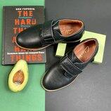 Подростковые туфли кожаные clarks кожаные туфли