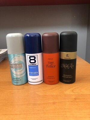 -50% мужской парфюмированный дезодорант фаберлик Vent d'Aventures 8 Element Uomo Felice Mon Roi