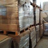 Картонные коробки новые б/у для упаковки переезда