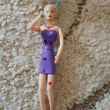 Лялька барбі,кукла барби Mcdonald's