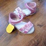 Босоножки для девочки Тм Clibee