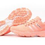 Кроссовки женские Adidas Marathon Tn, персиковые