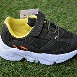 Модные детские кроссовки Nike найк на липучках хаки р26-29