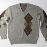 Повседневный джемпер, свитер женский. 52 размер.