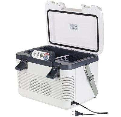 Автохолодильник Ranger Iceberg 19L, подарок и бесплатная доставка