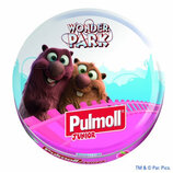 Леденцы от кашля Pulmoll Junior Wonder Park