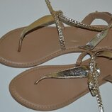 Босоножки сандали george размер 40 6,5, босоніжки сандалі шкіра