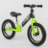 Беговел Corso детский надувные колеса