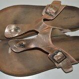 Шльопанці шльопки біркенштоки Graceland розмір 40, шлепки шлепнцы